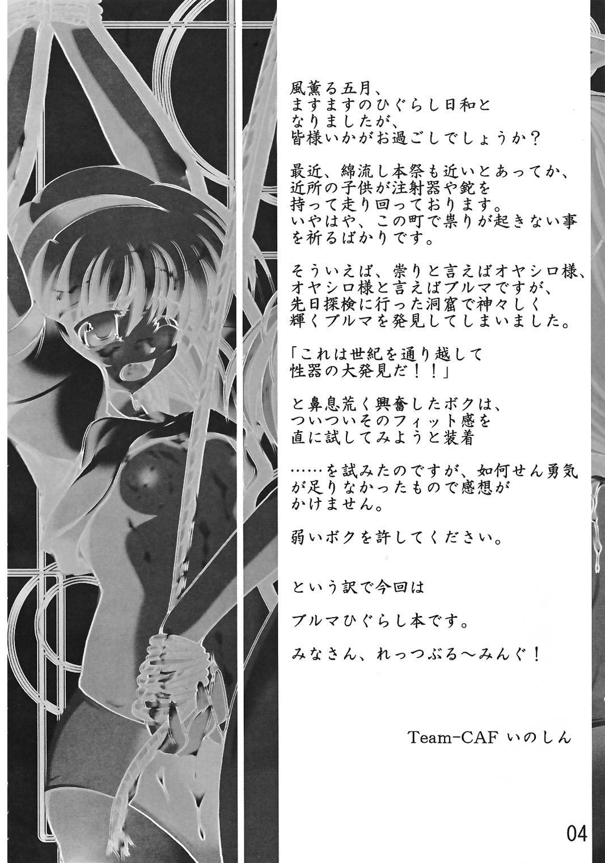 Burumazu Hinamizawa-ten e Youkoso!! 3