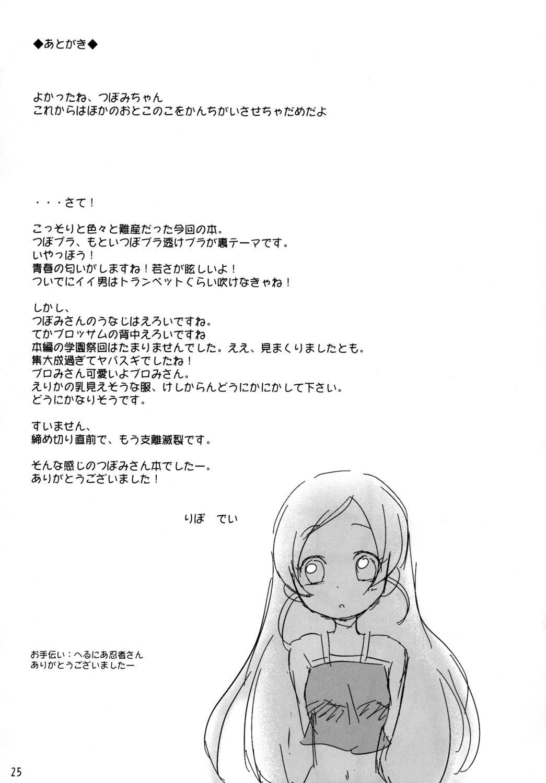 Tsubomi Plus Pianissimo 23