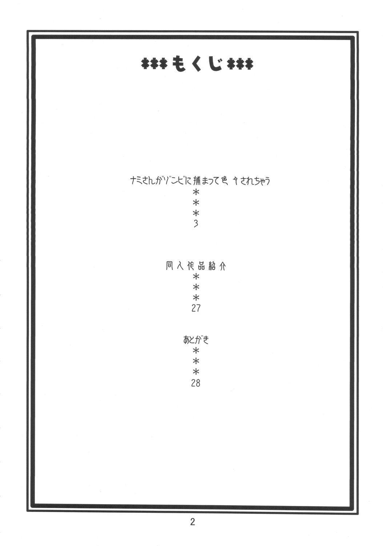 Nami no Ura Koukai Nisshi 3   Nami's Hidden Sailing Diary 3 2