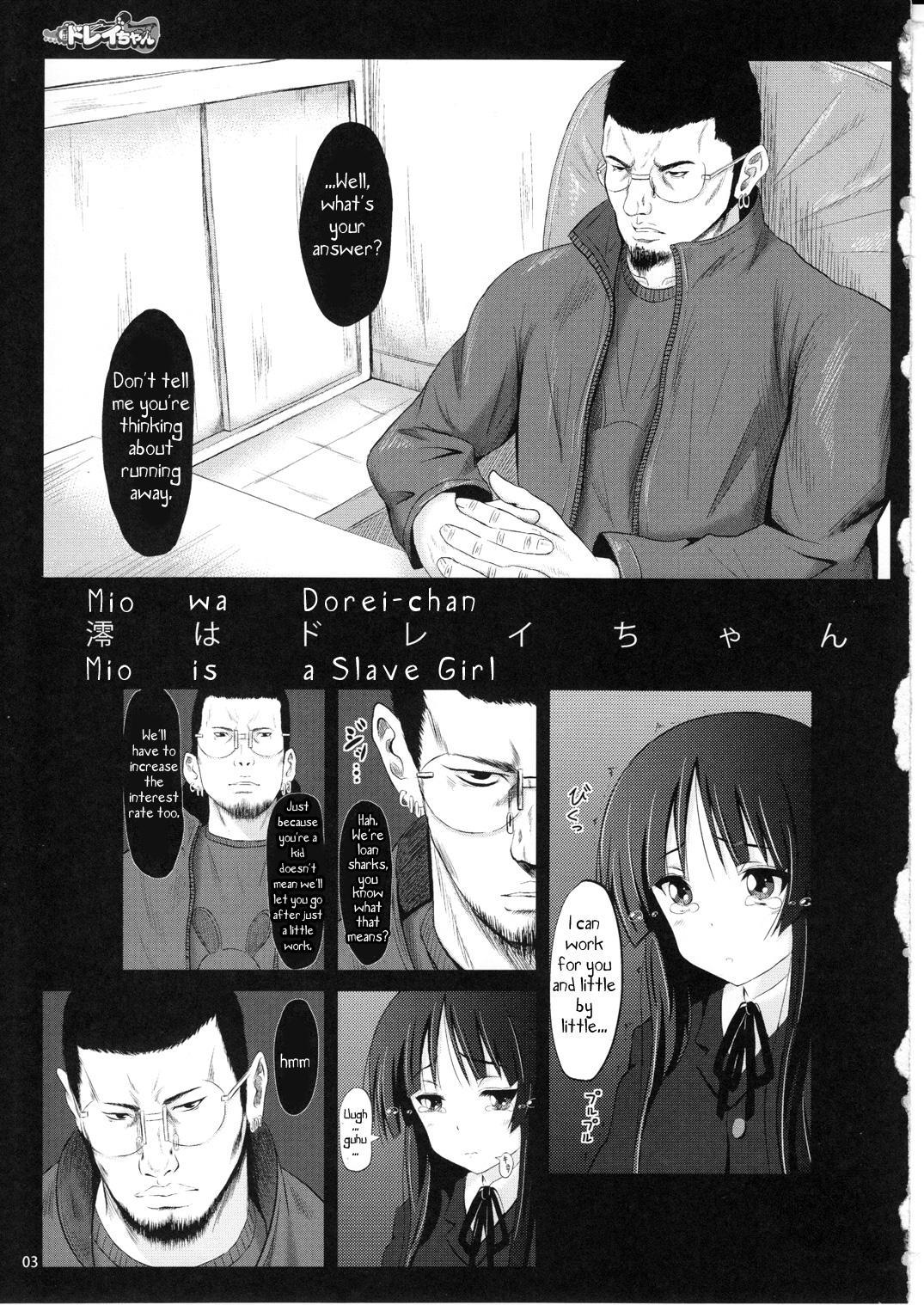 Mio wa Dorei-chan 1