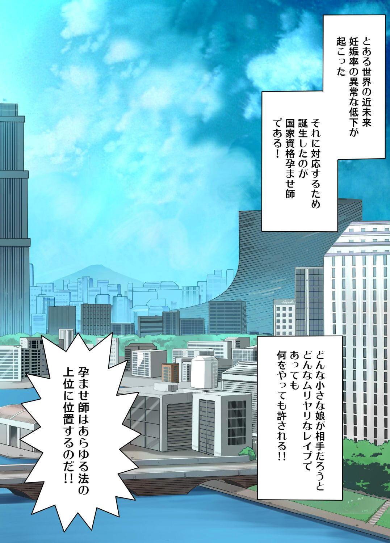 Kokka Shikaku Haramaseshi 2 1