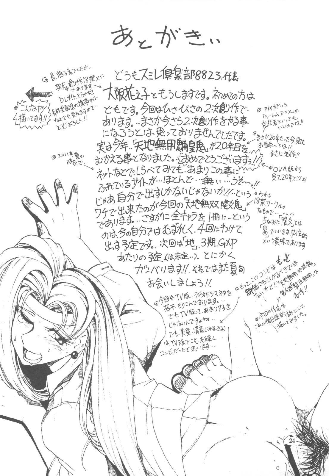 Tenchi Musou! Inkouki 22