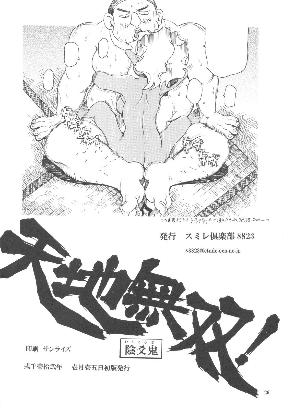 Tenchi Musou! Inkouki 24
