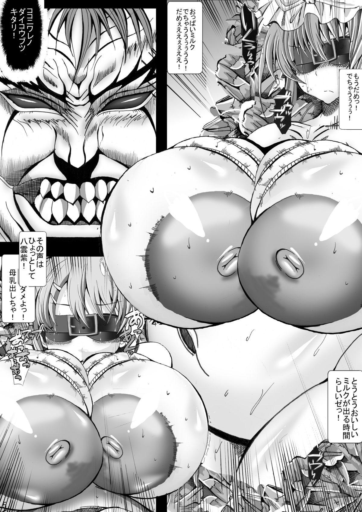 Touhou Chichi Nikusai Vol. 2 3