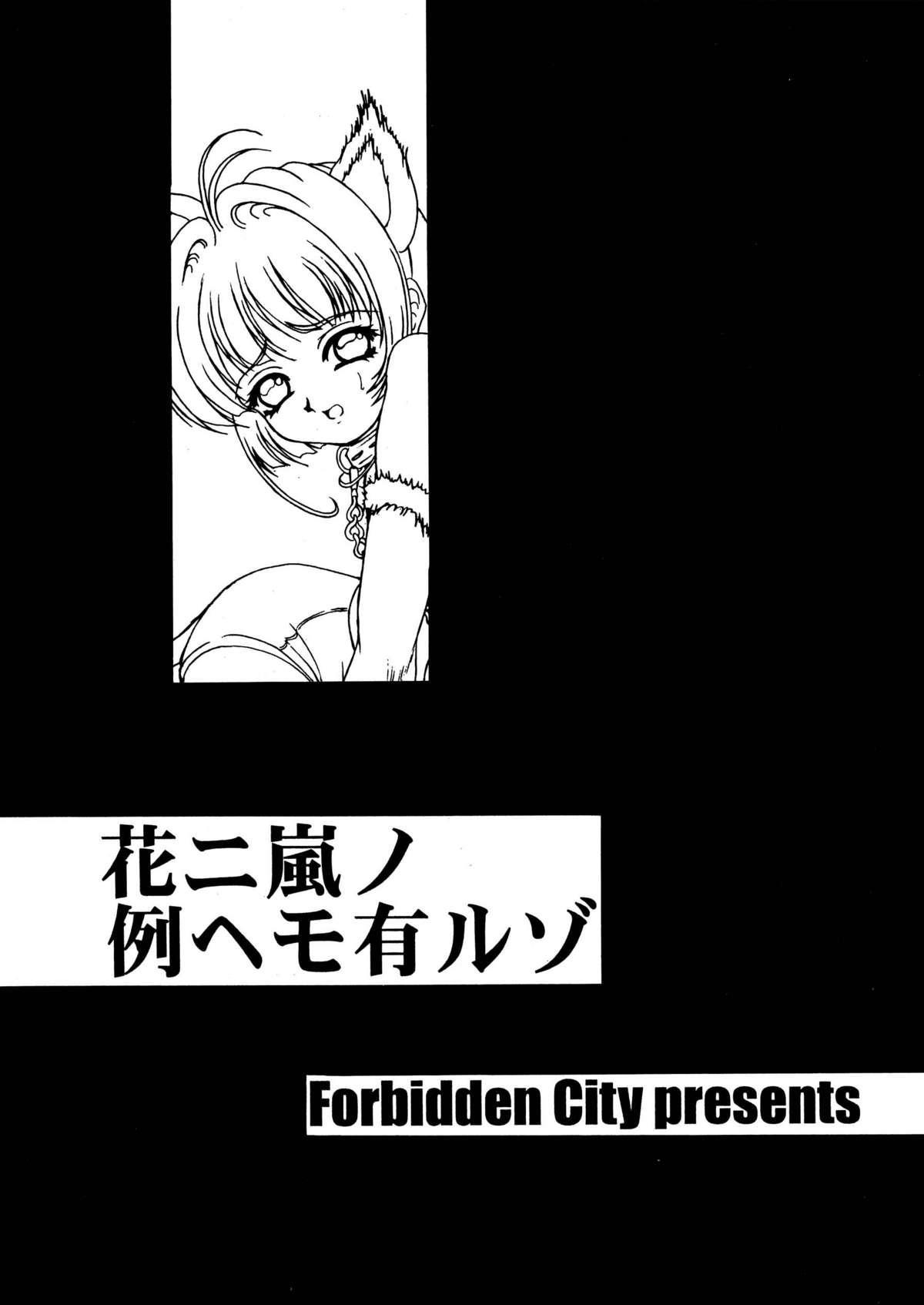 Hana ni Arashi no Tatoe mo Aruzo 2