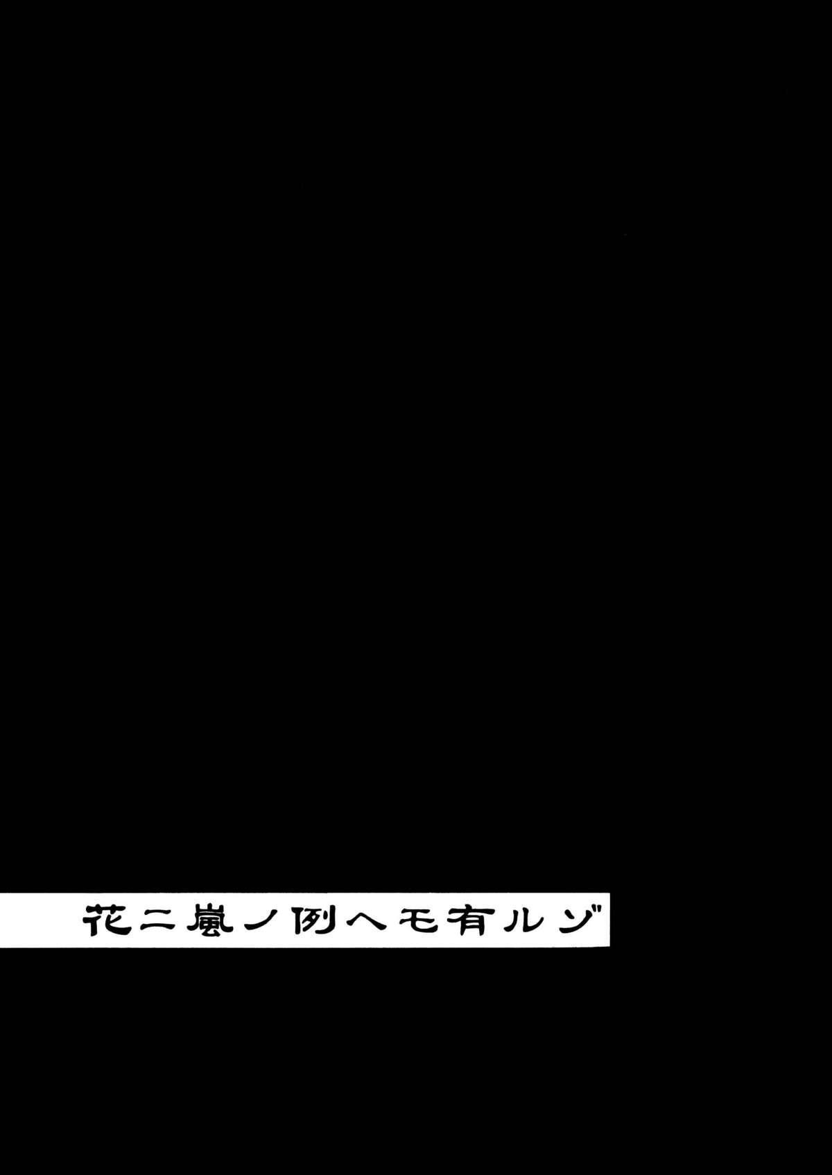 Hana ni Arashi no Tatoe mo Aruzo 37