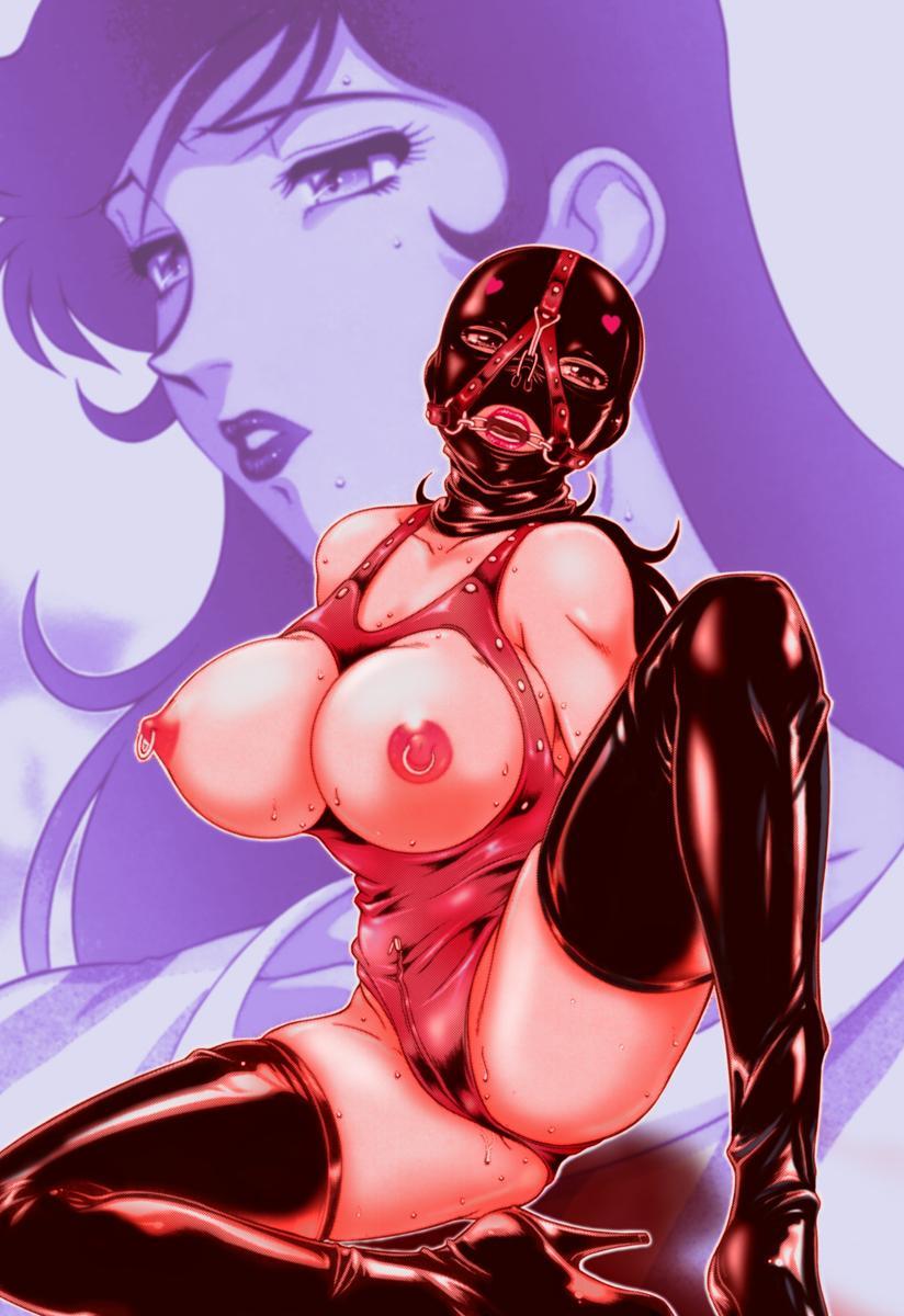 [Studio Z-Agnam (Azuma Kyouto) 黒い女・Negress Slave ○ジュン ver 1.5 (Digital) 38