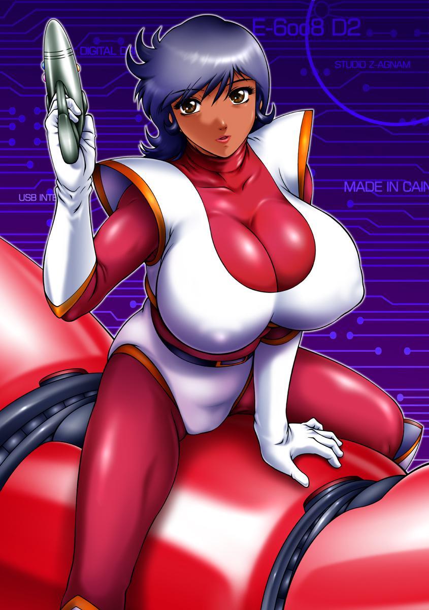 [Studio Z-Agnam (Azuma Kyouto) 黒い女・Negress Slave ○ジュン ver 1.5 (Digital) 43