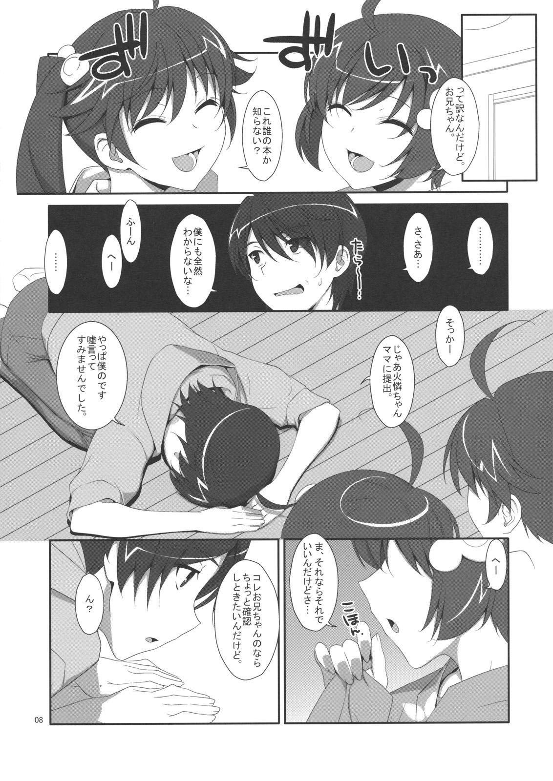 Oniichan wa Imouto ni Yokujou Shitari Shinaiyone? 6