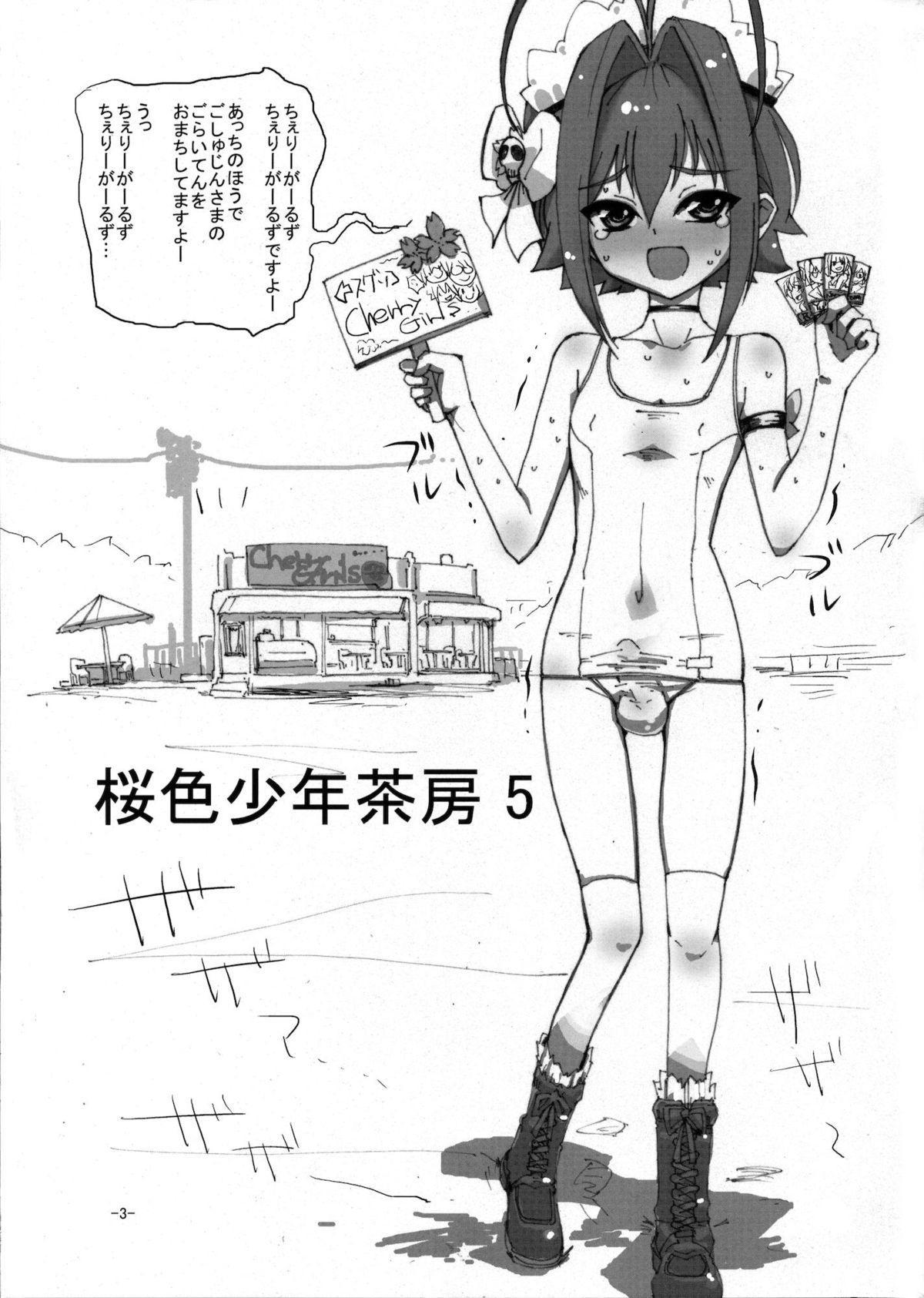 Sakurairo Shounen Sabou 5 1