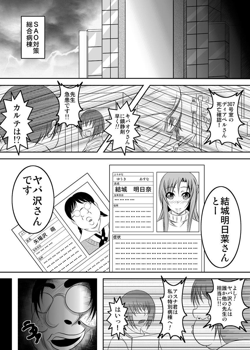 Irakabeshi Sugite Atama ga Okashiku Natta Hito ga Kangaeta SAO Hon 1