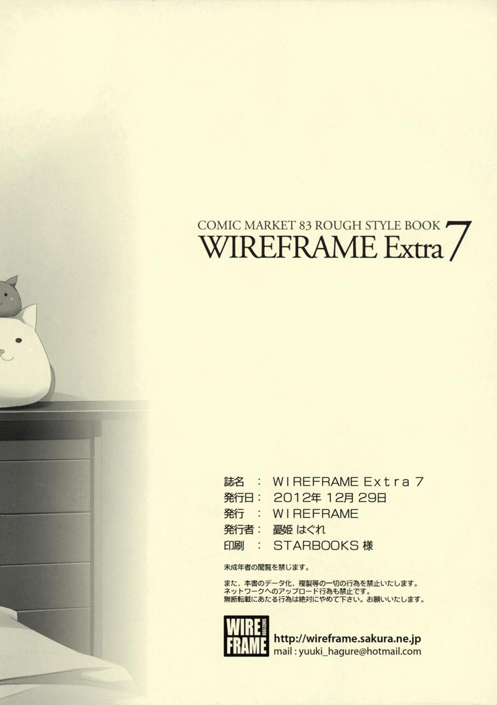 WIREFRAME Extra 7 11