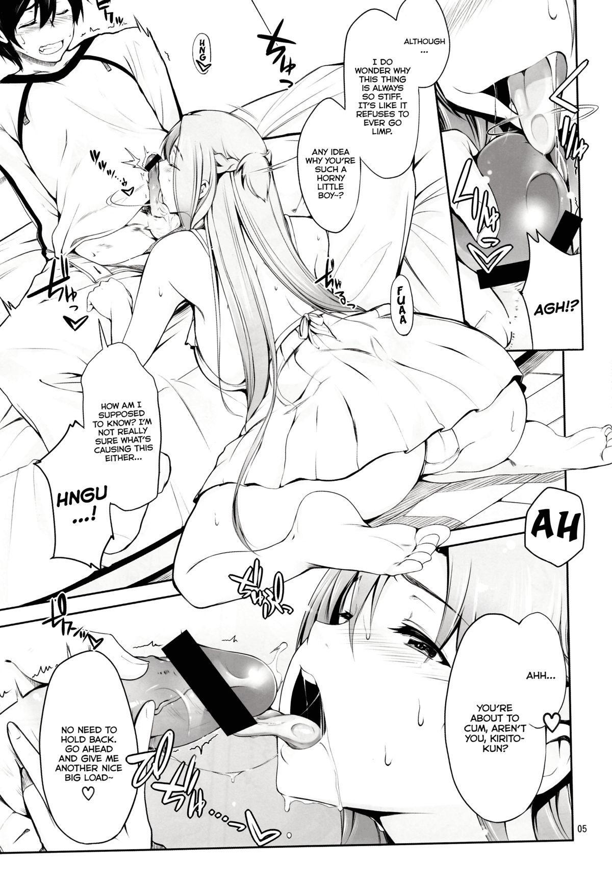 Angel's stroke 69 Asuna Strike! 5