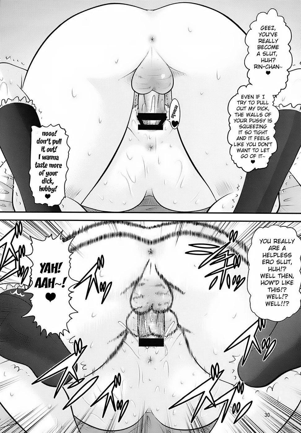 Rin-chan Oyomesan Keikaku 28