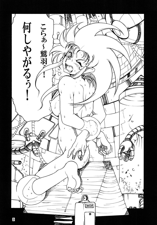 Tenchi Musou! Munomaki Kansei Zenya 2