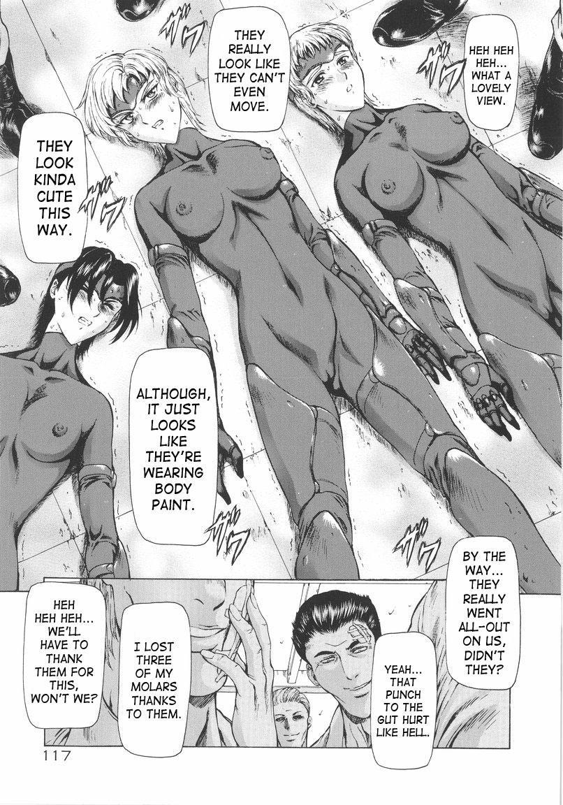 Ginryuu no Reimei | Dawn of the Silver Dragon Vol. 1 117