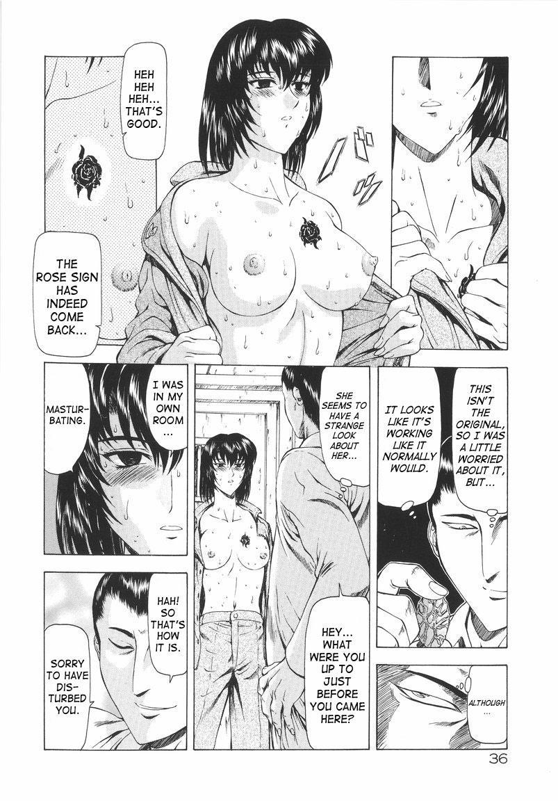 Ginryuu no Reimei | Dawn of the Silver Dragon Vol. 1 36
