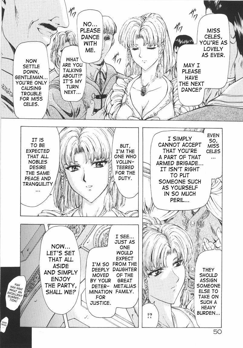 Ginryuu no Reimei | Dawn of the Silver Dragon Vol. 1 50