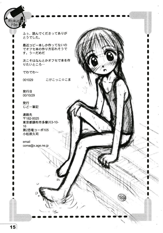 Rakugaki File 4 14