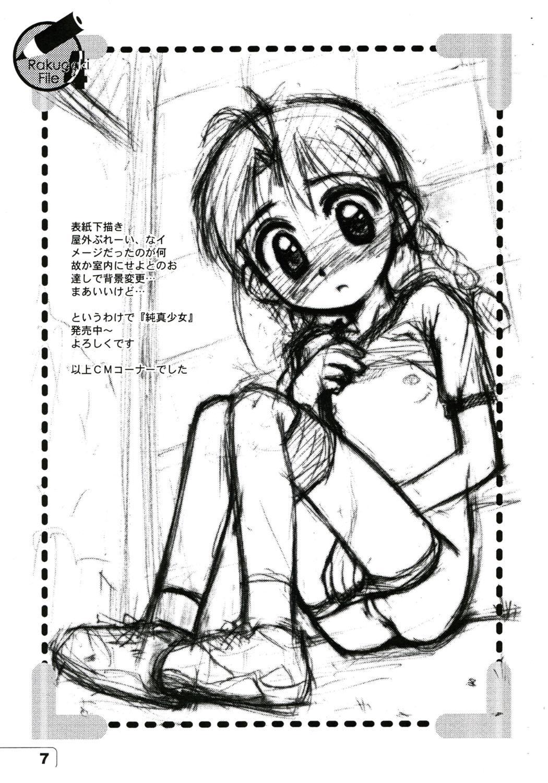 Rakugaki File 4 6