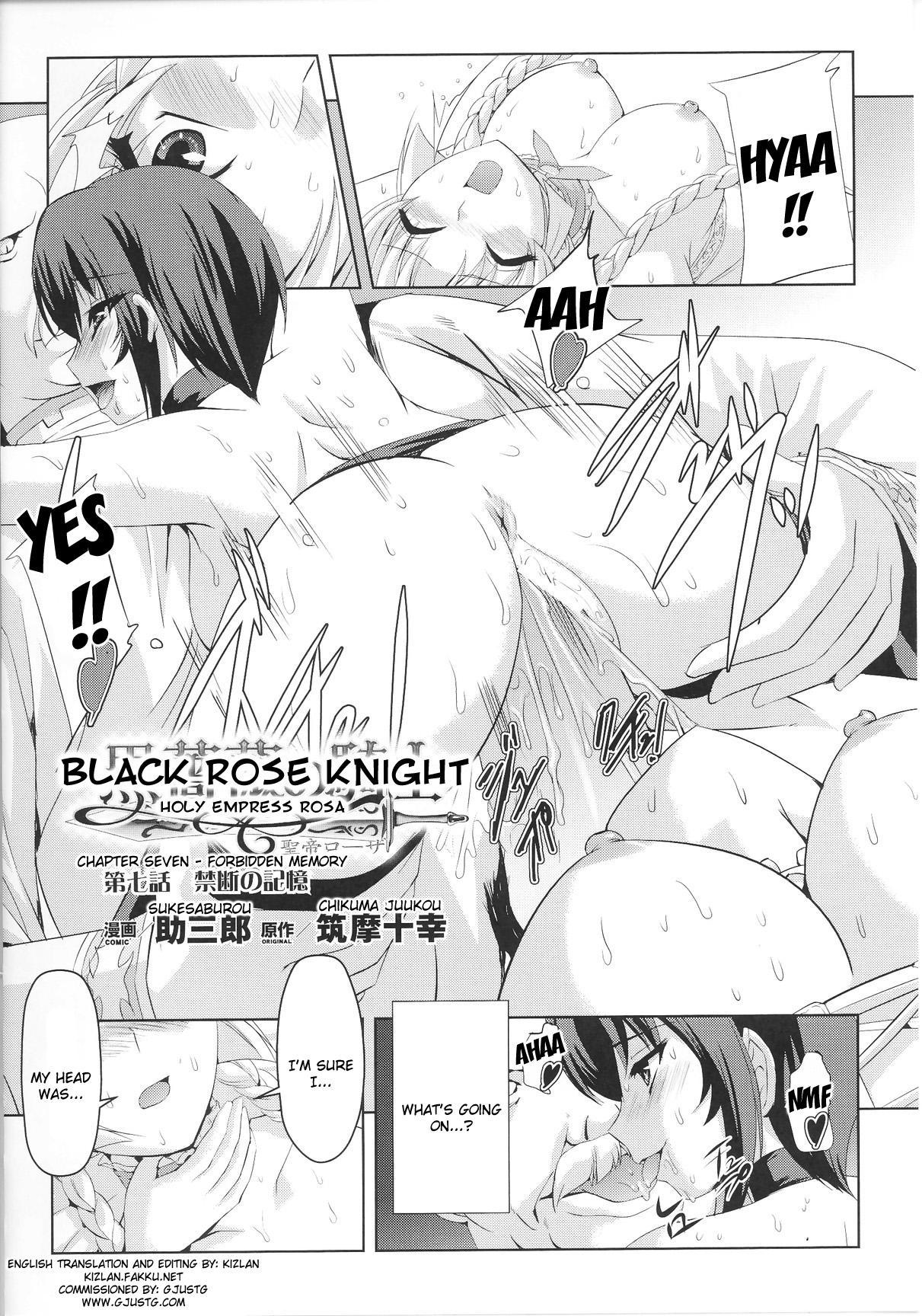 [Sukesaburou × Chikuma Juukou] Kurobara no Kishi ~Seitei Rosa~   Black Rose Knight - Holy Empress Rosa [English] 117