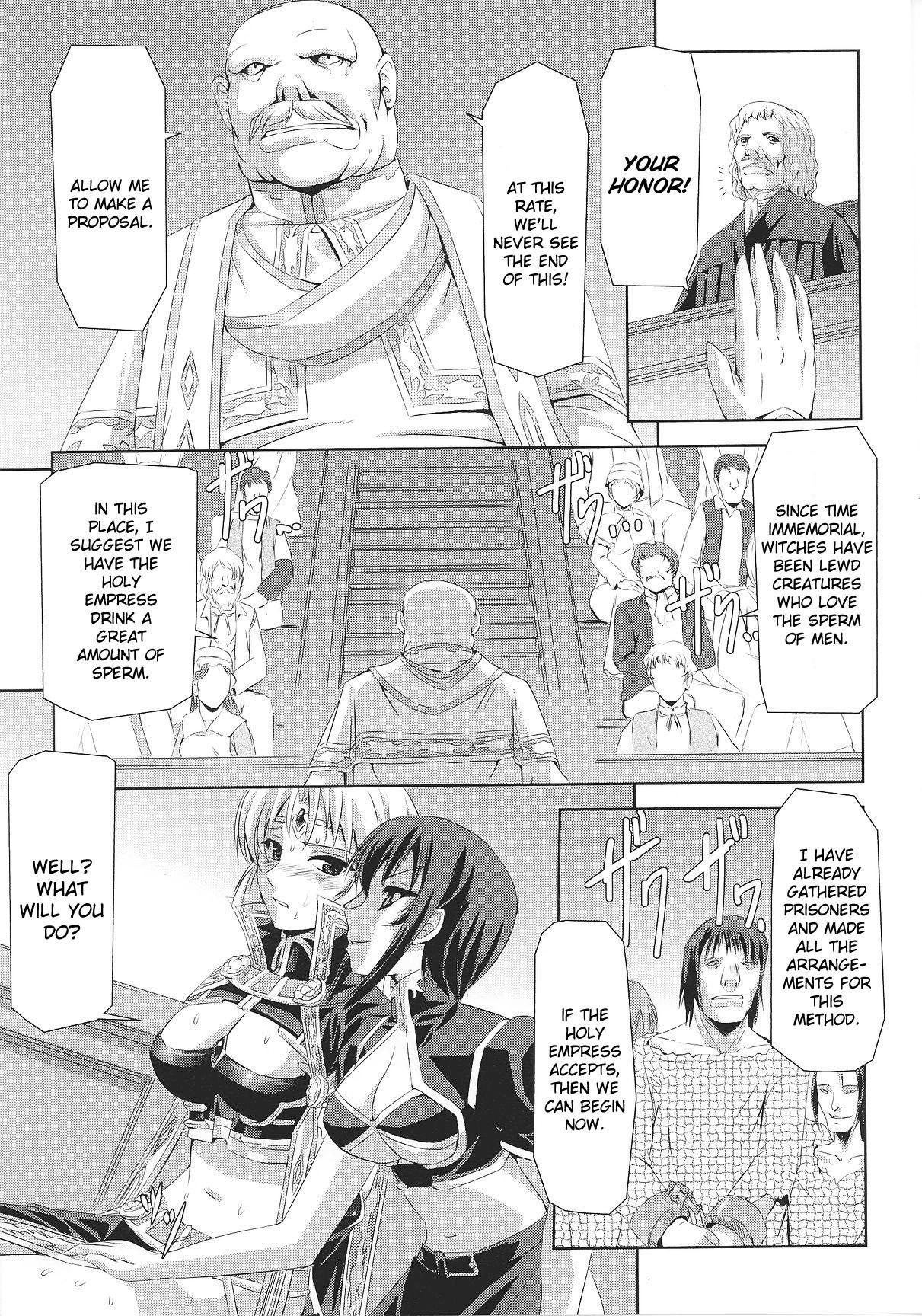 [Sukesaburou × Chikuma Juukou] Kurobara no Kishi ~Seitei Rosa~   Black Rose Knight - Holy Empress Rosa [English] 68