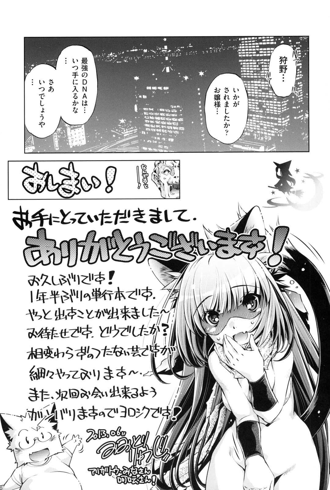 Kaisoku Chikan Densha 207