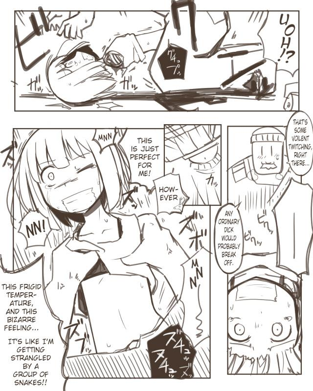 Painful Zombie Girl 6