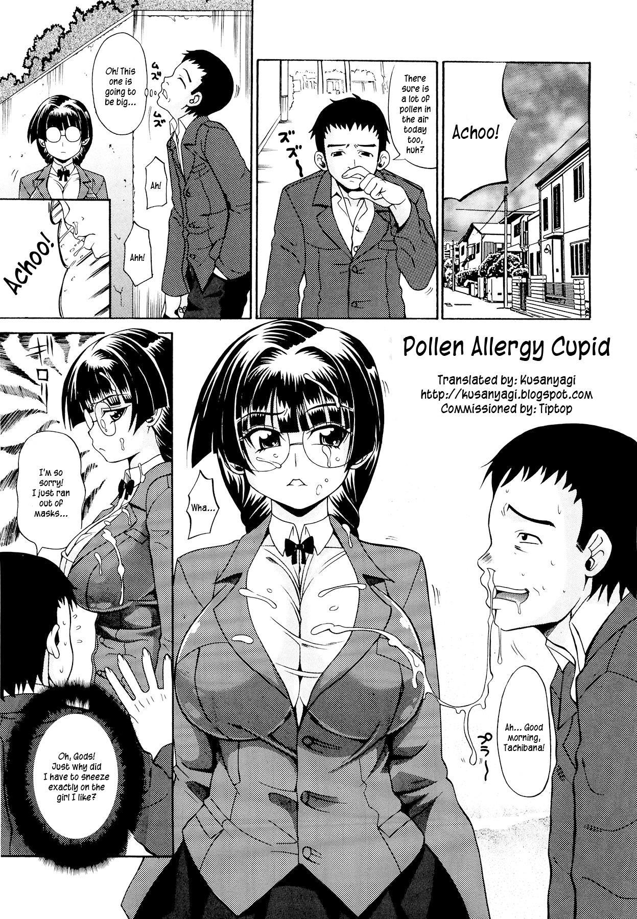 [Ando Hiroyuki] Koisuru Purin-Pai - Pudding-Pai Falling in Love [English] [Kusanyagi, Team Vanilla] 105