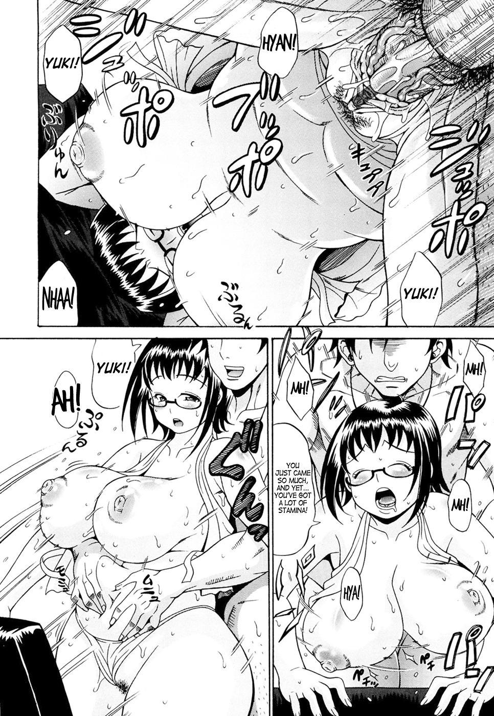 [Ando Hiroyuki] Koisuru Purin-Pai - Pudding-Pai Falling in Love [English] [Kusanyagi, Team Vanilla] 146