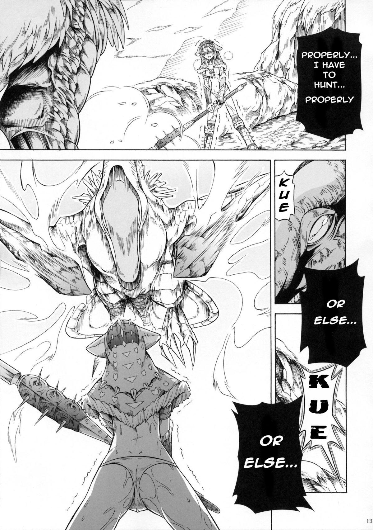 Solo Hunter no Seitai 3 11