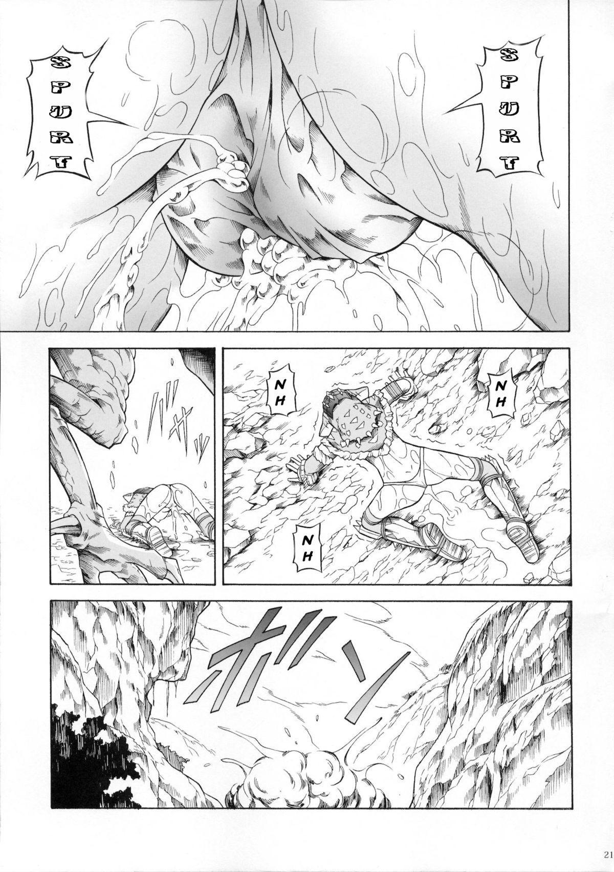 Solo Hunter no Seitai 3 19