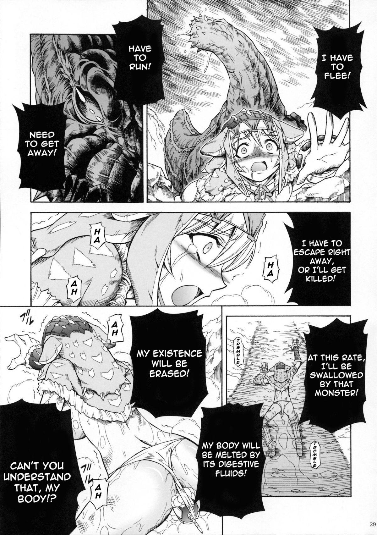 Solo Hunter no Seitai 3 27