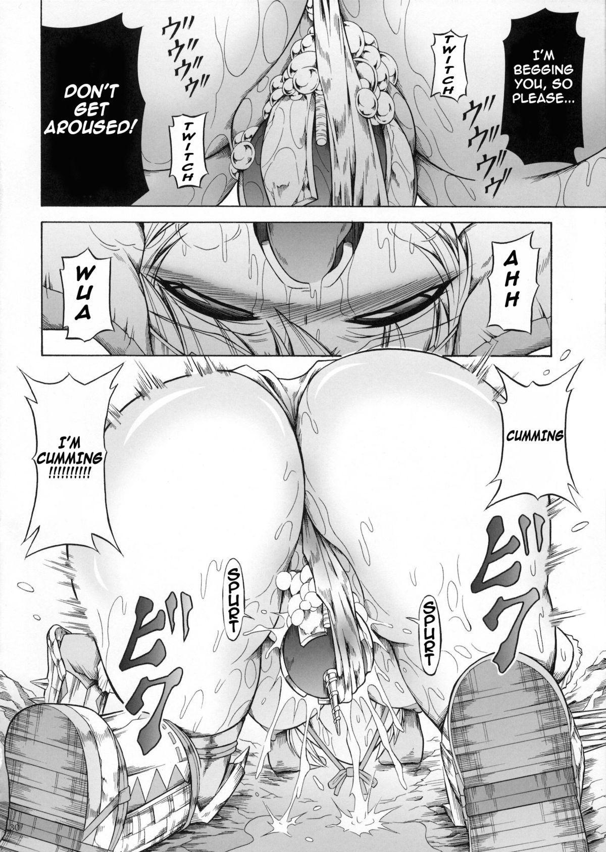 Solo Hunter no Seitai 3 28