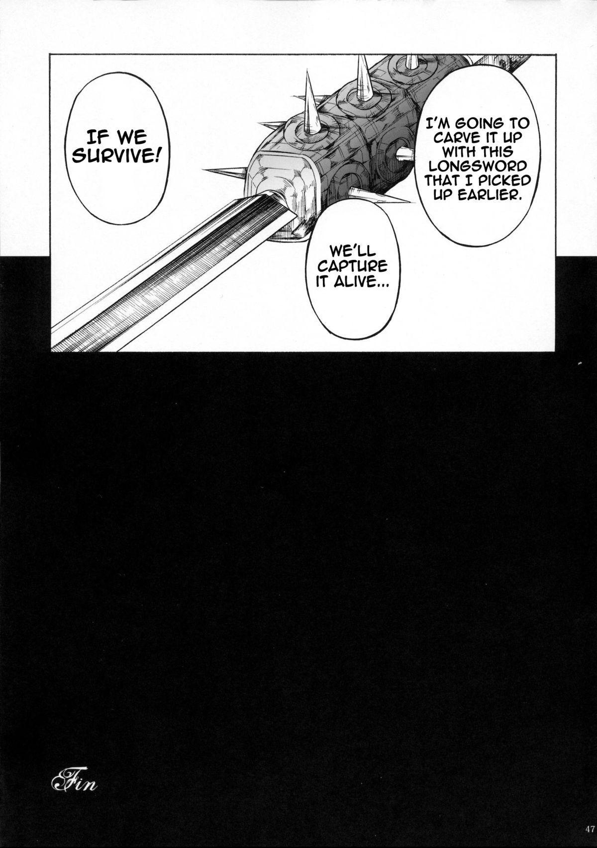 Solo Hunter no Seitai 3 45