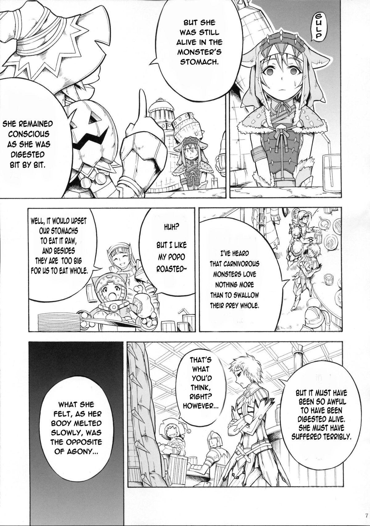 Solo Hunter no Seitai 3 5