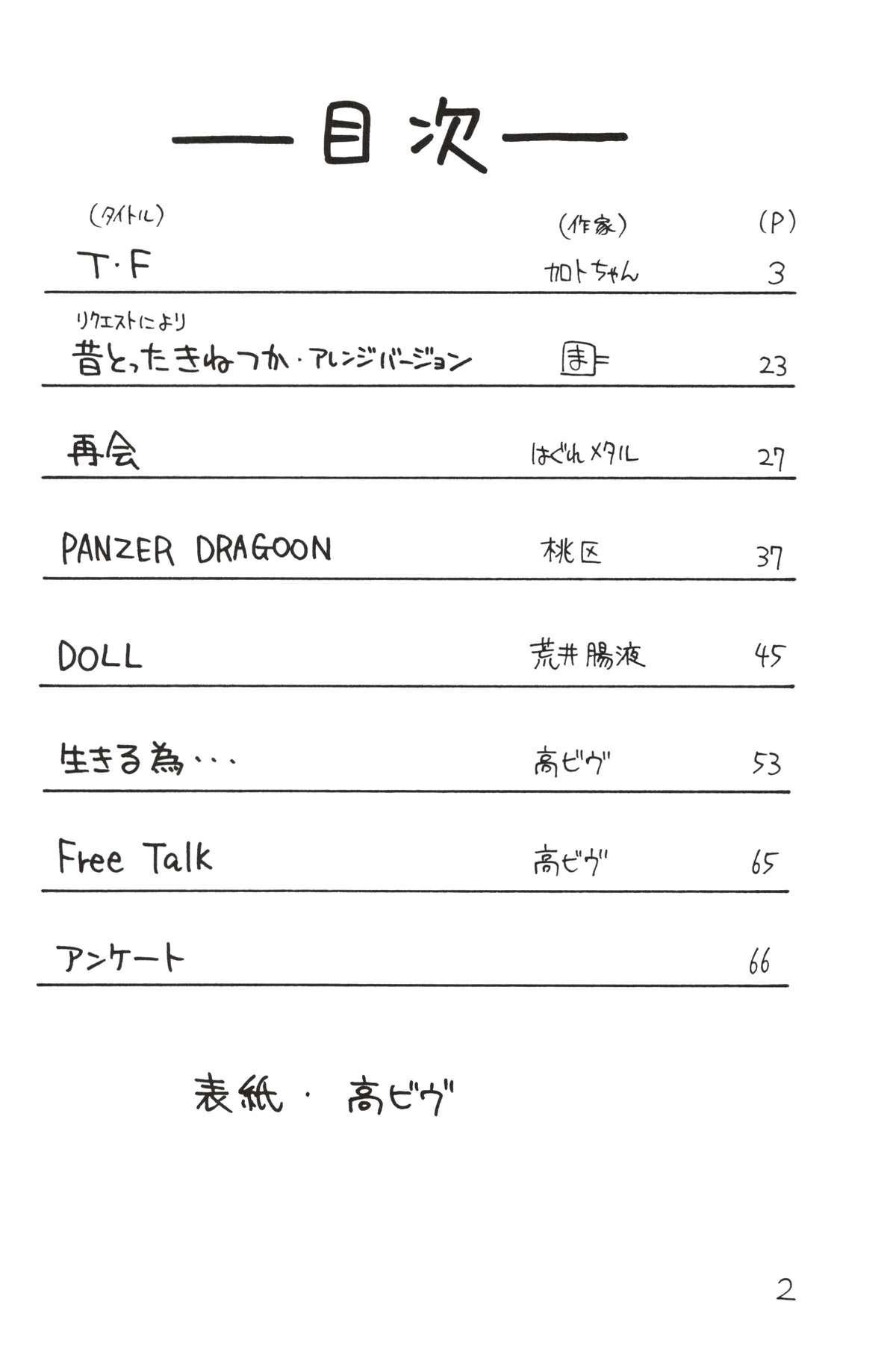 Otokonoko Bon 4 2