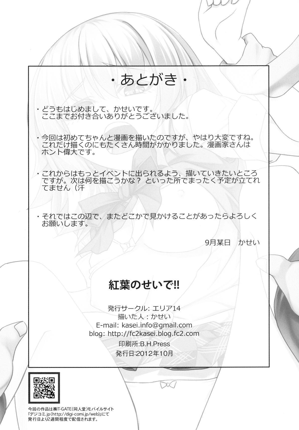 Momiji no Sei De!! 25