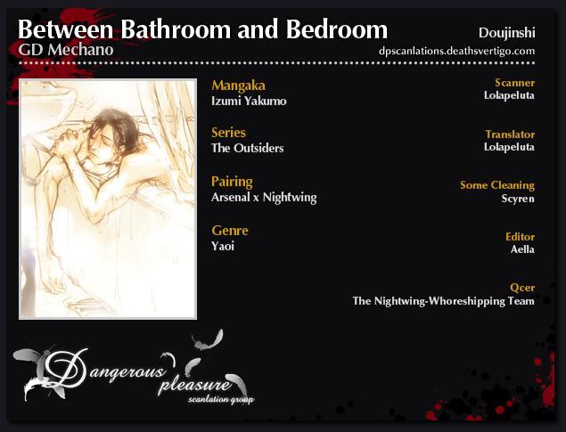 Between Bathroom and Bedroom 28