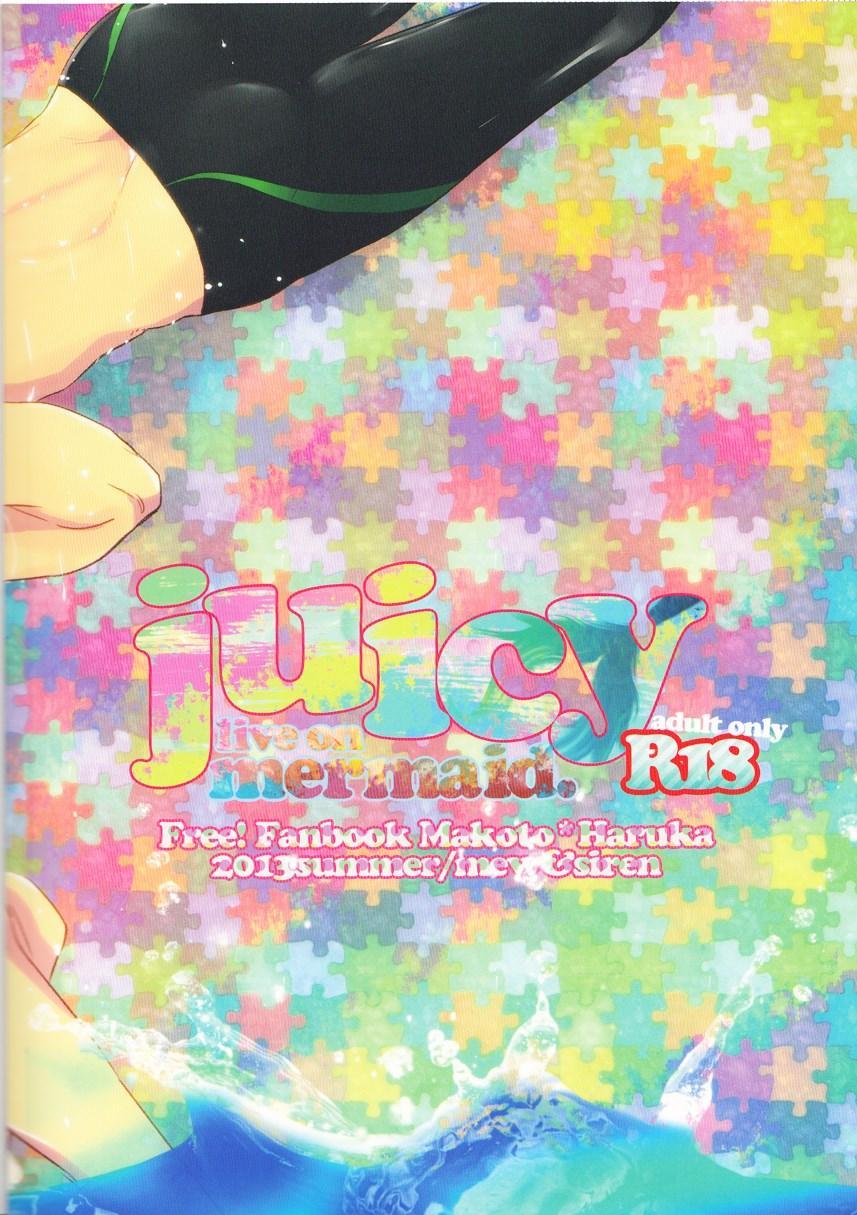 Juicy live on mermaid. 21
